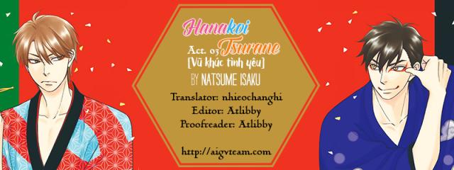 Hanakoi Tsurane - Credit
